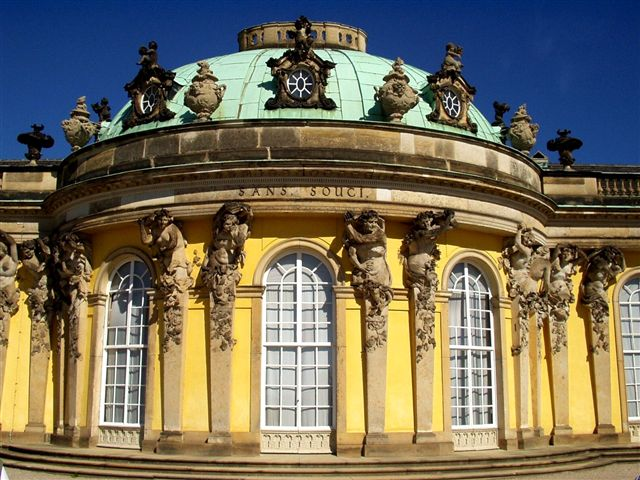 サンスーシ宮殿の画像 p1_3