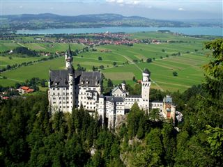 Neuswanstein Castle, Germany
