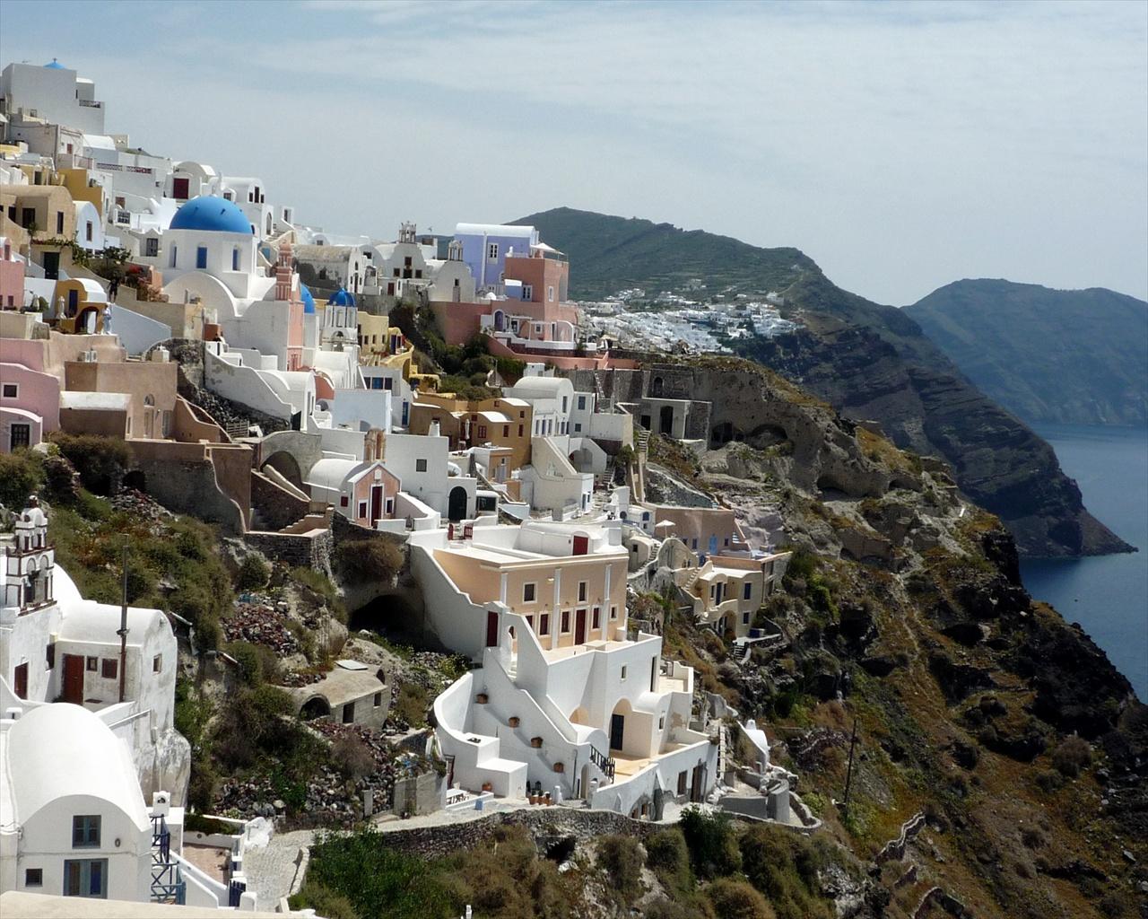 ヨーロッパ無料壁紙 町並み風景写真 1280x1024