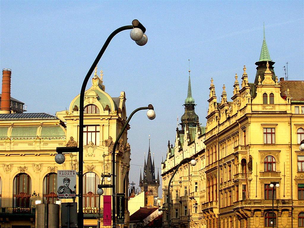 Travel Prague City Czech Republic Tourist Attractions