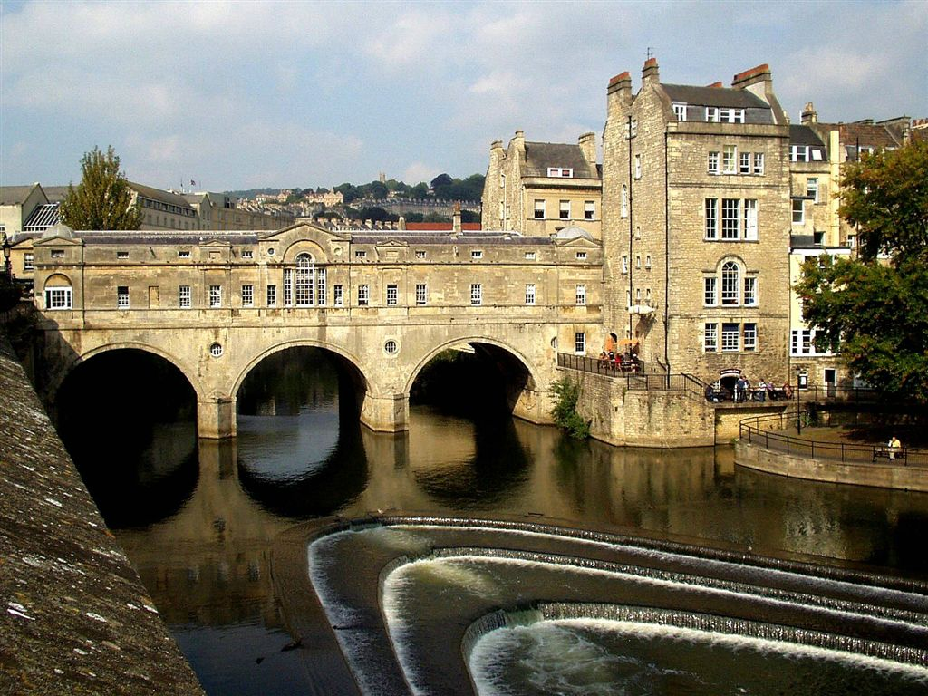 Bath United Kingdom  city photos gallery : Bath, United Kingdom : Pulladian Pulteney Bridge | Sumally ...